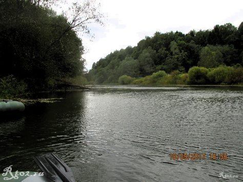 река в Смоленкой области