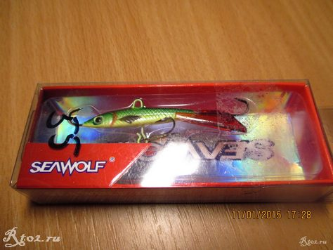 балансир SeaWolf 1