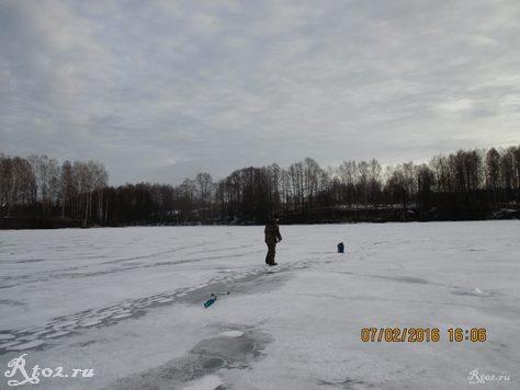 Олег на льду