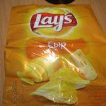 Изготовление мушки (опушки) на крючке блесны из упаковки от чипсов