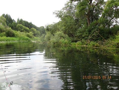 завал на реке 3