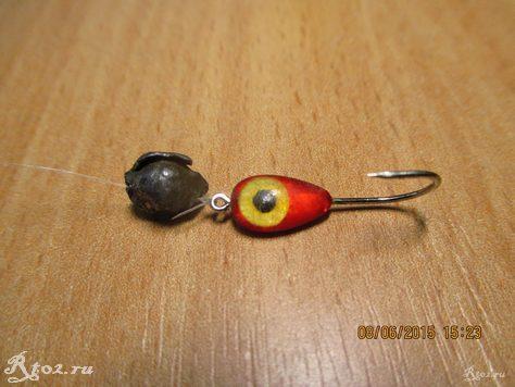 мормышки для ловли ротана 10