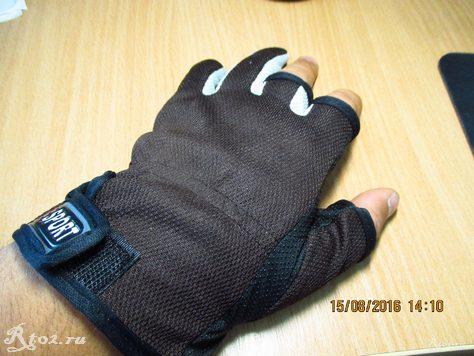 Коричневые перчатки для рыбалки с алиэкспресс 29