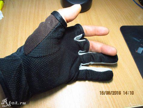 Коричневые перчатки для рыбалки с алиэкспресс 30