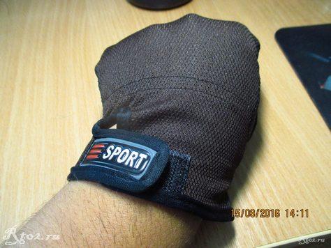 Коричневые перчатки для рыбалки с алиэкспресс 31