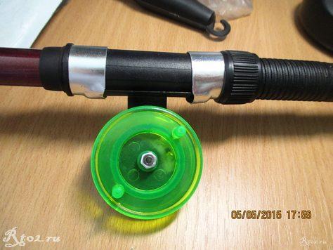 телескопическая удочку Кумянг 7