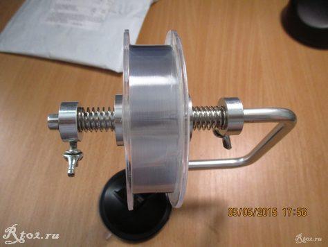 устройство для намотки лески 8