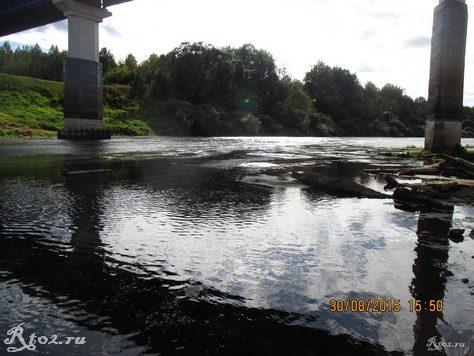 гусинский мост