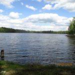 Рыбалка на Десногорском водохранилище. Подмостки или третий поворот.