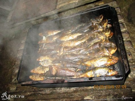 копченая рыба 23