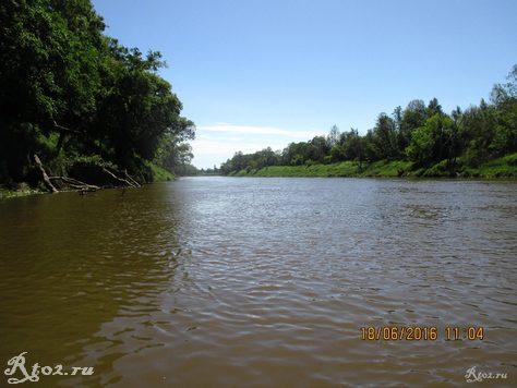 Река Днепр 1