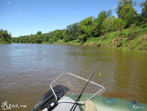 Река Днепр 2