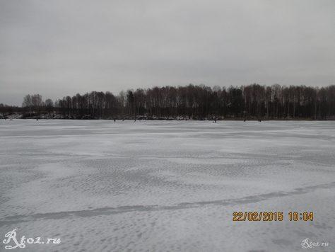 десногорское водохранилище 4367