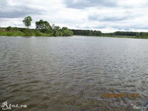 озеро 123