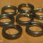 Заводные кольца 100 шт. с Aliexpress