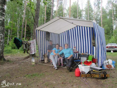 Лагерь 43536