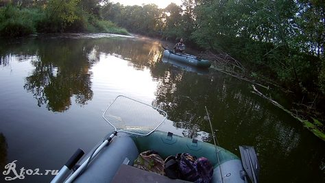 спав по реке 435