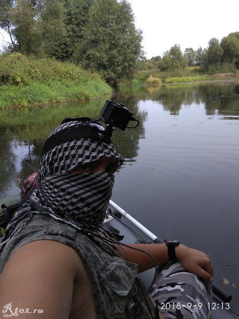 шемаг на рыбалке 345