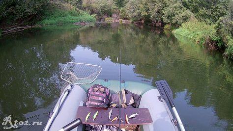 сплав по реке 4353
