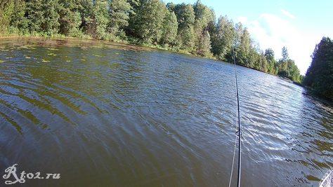 озеро 883
