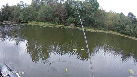 озеро 3241