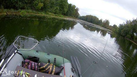лодка 435