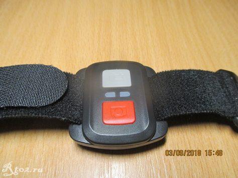 Пульт экшен камеры EKEN H9R 1