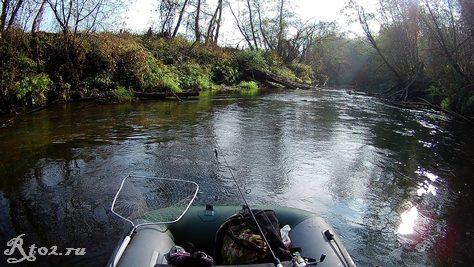 река в октябре 3