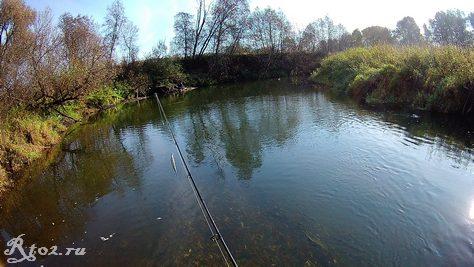 река в октябре 4