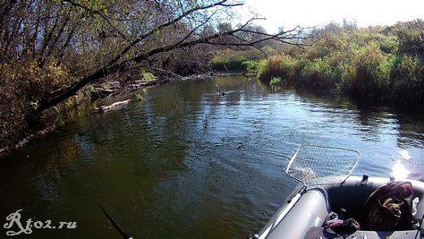 река в октябре 6