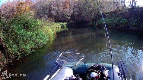 река в октябре 7