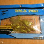 Китайские копии силиконовых приманок Sprut Asaki 75 от Walk Fish с Aliexpress