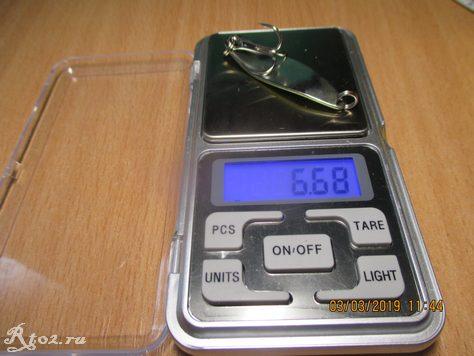 вес копии меппса циклопа