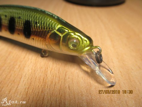 копия Ito Shiner 115 SP от BearKing