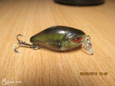 Копия воблера River2sea Baby Crank 30 от Fovonon