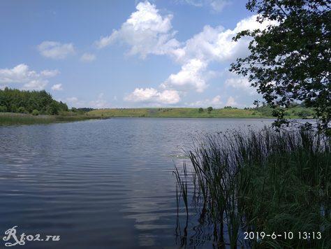 озеро в последний день запрета