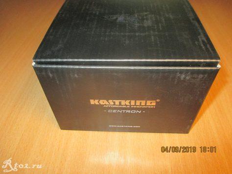 коробка катушки касткинг центрон 2000