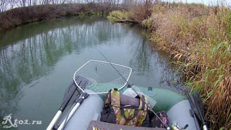 ямка на малой реке