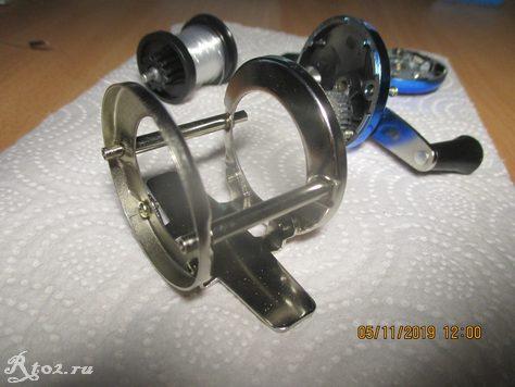 Каркас китайской катушки minitroll AC 100