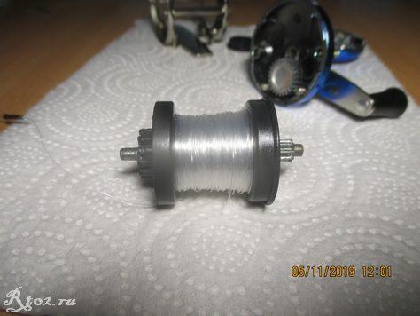 Шпуля катушки minitroll AC 100