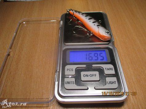 Вес силиконового виба range 70