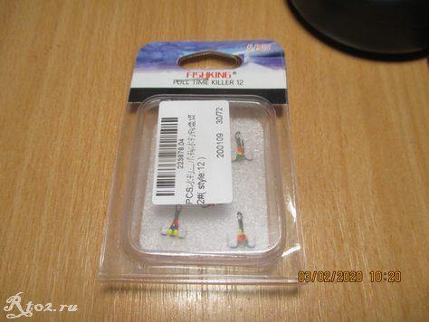 Крючки с каплей от фишкинг