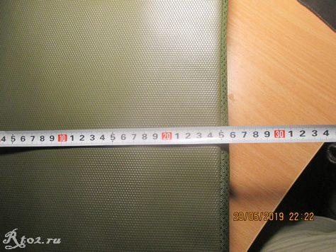 Ширина накладки акватик ч-16