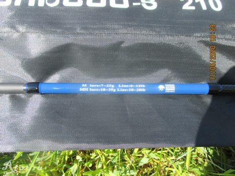 маркировка тестов на бланке для приманок и лески