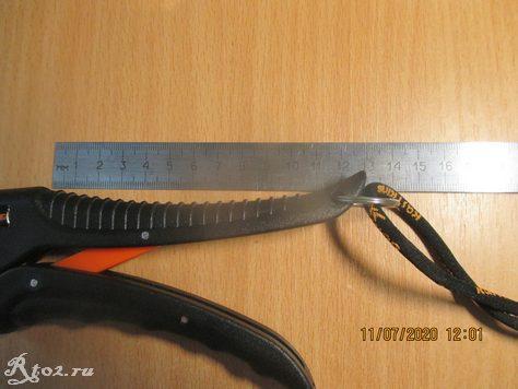 Длина рукояток липгрипа от касткинг с алиэкспресс