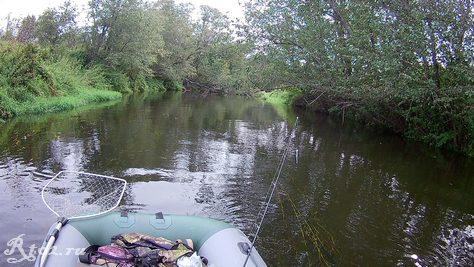Сплав по осенней реке в воскресенье 13 сентября