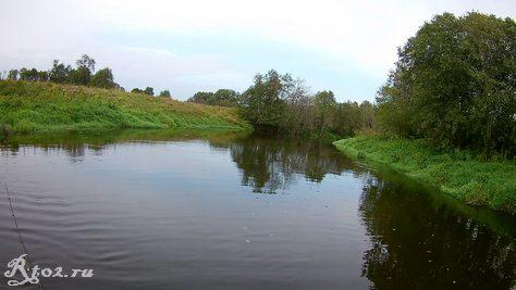 Рыбалка 13 сентября на реке