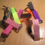 Китайские стяжки для удилищ с Aliexpress