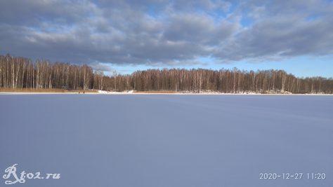 Соложа зимой