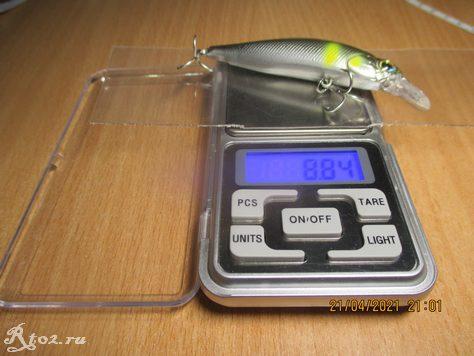Вес копии DUO Realis Rozante 77SP из Китая